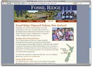 Fossil Ridge Boutique Wines